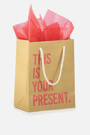 present tissue paper stuff it gift bag small with tissue paper