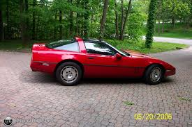 1986 corvette review chevrolet corvette 1986 photo and review price