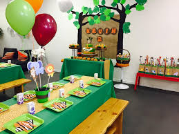 jungle theme birthday party jungle themed birthday party with diy decorations goodie bags
