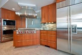 contemporary kitchen with stainless steel appliances u0026 slab