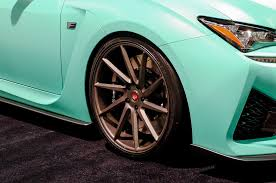 lexus rc f hre wheels the 10 hottest wheels at the 2014 sema show motor trend
