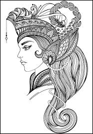 color pages for adults 773 best beautiful women coloring pages for adults images on