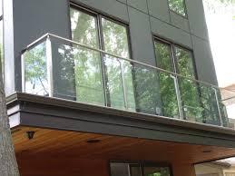 stainless steel railings glass railings modern railings brass