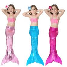 Mermaid Halloween Costumes Kids Popular Halloween Costume Mermaid Buy Cheap Halloween Costume