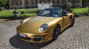 gold porsche convertible black gold 840hp 226mph porsche 911 turbo cabrio by wimmer rst