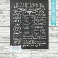senior trips for high school graduates graduation chalkboard poster sign high school memory about