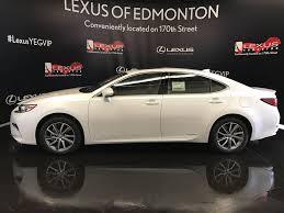lexus es hybrid specs new 2017 lexus es 300h touring package 4 door car in edmonton