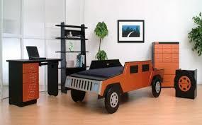 chambre garcon theme voiture design interieur déco chambre garçon voiture originale déco