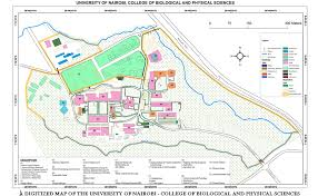 Washington University Campus Map by Campus Map College Of Biological And Physical Sciences