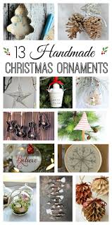 13 handmade christmas ornaments town u0026 country living