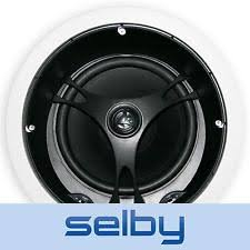 In Ceiling Center Channel Speaker by In Ceiling In Wall Speakers U0026 Subwoofers Ebay