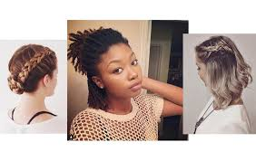 natural hair after five styles 18 workout ready styles for short hair self