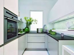 Narrow Galley Kitchen Ideas by Kitchen 69 Galley Kitchens Modern Design With All White Color