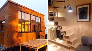 Tiny House Models Christine Model By La Tiny House In France Youtube