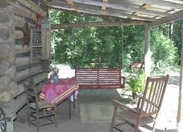 ethridge farm log cabin bed and breakfast kountze texas piney