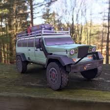 jeep fc concept jeep crew chief 715 concept expedition wagon papercruiser com