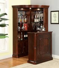 dining room bar furniture voltaire traditional style curio corner