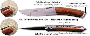 couteaux fontenille pataud page 3 of 18 couteaux knives et