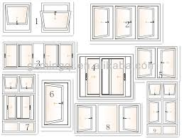 Windows For House by Windows Types Of Windows Designs Stunning Types Of House Design 9