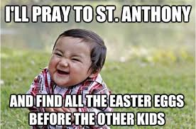 Religious Easter Memes - 14 hilarious easter memes christian funny pictures a time to laugh