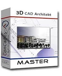 architektur cad 3d cad architekt master architektur software programm