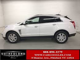 2015 used cadillac srx awd 4dr luxury collection at sutherland