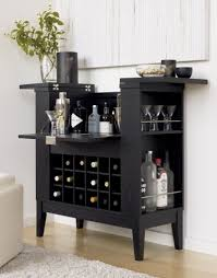 Open Bar Cabinet There U0027s More Than Meets The Eye In Our New Compact Entertainment