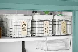 Cleaning Closet Ideas Linen Closet Organization Ideas How To Organize A Linen Closet