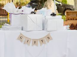 wedding gifts gift giving etiquette is it appropriate to bring a gift to the