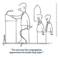 leadership style ct pastors