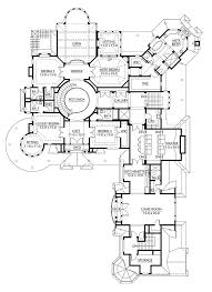 house plans for mansions floor plan of 1 frick drive 30 000 square garden