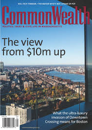 the view from 10m up commonwealth magazine