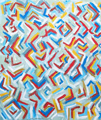 pattern art name the abstract flooding of letter l abstract colorful element