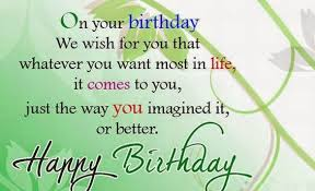 sweet lines printed happy birthday card messages collection
