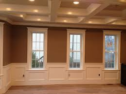 recess panel wainscot finish work pinterest wainscoting