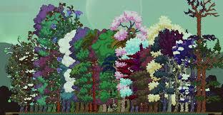 trees starbounder starbound wiki