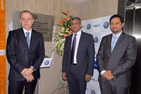 volkswagen pune volkswagen opens it support centre in pune express computer