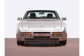porsche 944 special edition porsche 944 turbo silver limited edition model 1988 porsche