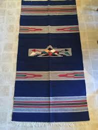 Chimayo Rugs Chimayo Wool Antique Rug Mexican Navajo Blanket Vintage Chimayo