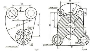 autocad exercises archives mechanical engineering