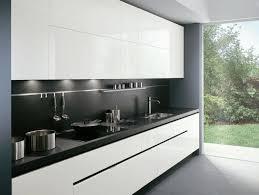 cuisine moderne blanche et cuisine moderne blanc laque home design nouveau et am lior