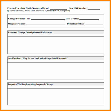 change order request form simple change order template use this