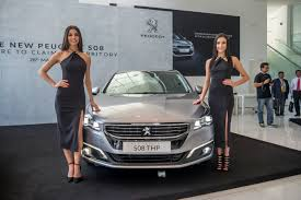 peugeot sedan 2017 peugeot malaysia sponsors 298 cars for kl 2017 games u2013 408 508