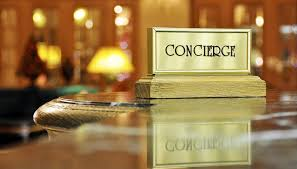 Spa Front Desk Job Description What Are The Duties Of A Concierge Career Trend