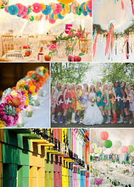 wedding themes ideas gorgeous colorful wedding ideas 1000 images about wedding themes