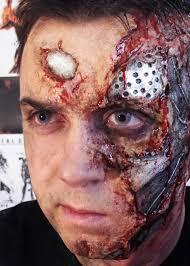 terminator makeup fragatsu deviantart costume makeup