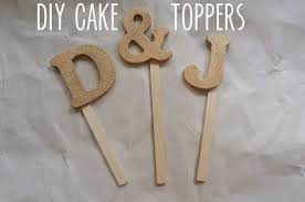 racheerachh travels diy cake toppers