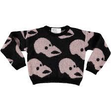 skull sweater caroline bosmans herring skull sweater minimodel gallery inc