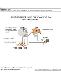 dimarzio dp117 hs 3 wiring diagram dimarzio wiring diagrams