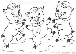 pig coloring pages pig coloring pages u2013 kids coloring